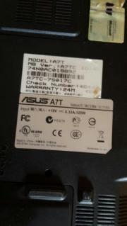 ASUS laptop 17