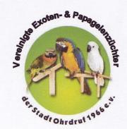 Ausstellung, Vogelausstellung, Papapgeienausstellung