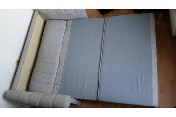 Ausziehbares sofa 170 cm x 90 cm x 82 cm mit for Schlafsofa 190 breit
