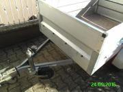 Autoanhänger ,550 kg
