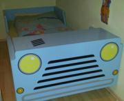 Autobett für Jungs