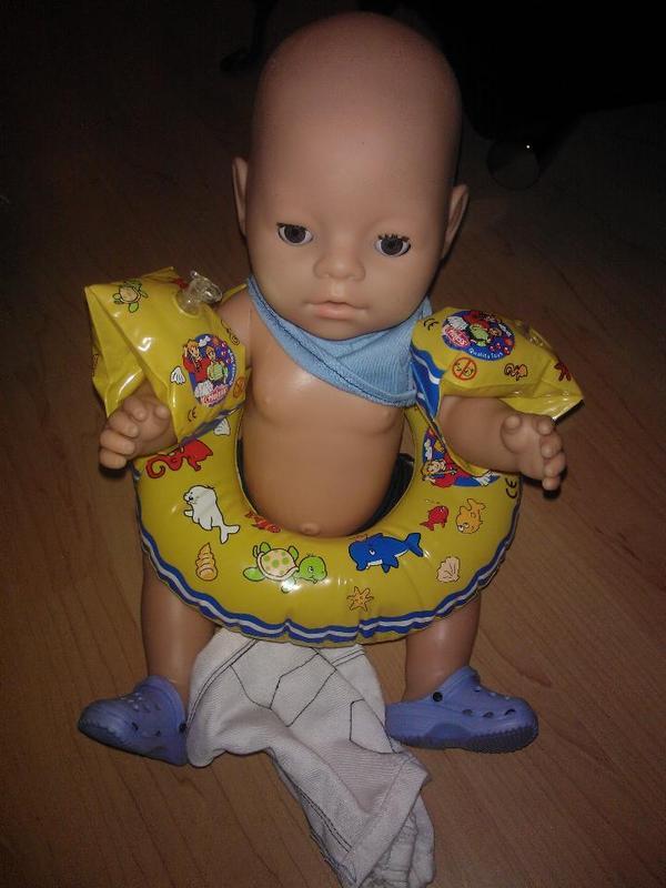 baby born schiff