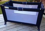 hauck kinderreisebett matratze in m nchen wiegen babybetten reisebetten kaufen und verkaufen. Black Bedroom Furniture Sets. Home Design Ideas