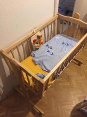 Babywiege Kinderbett Babybett