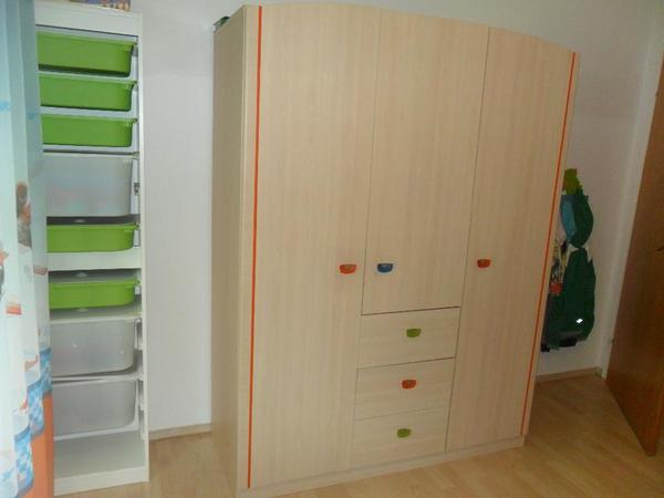 baby kleiderschrank kaufen gebraucht und g nstig. Black Bedroom Furniture Sets. Home Design Ideas