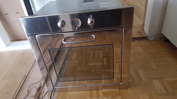 backofen von smeg edelstahl in feldkirch k chenherde grill mikrowelle kaufen und verkaufen. Black Bedroom Furniture Sets. Home Design Ideas