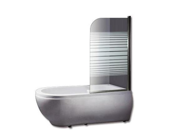 Duschwand neu und gebraucht kaufen bei for Badewannenspritzschutz