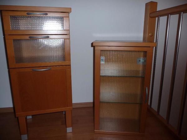 badezimmer schr nkchen zum h ngen und stellen in neuenstein bad einrichtung und ger te kaufen. Black Bedroom Furniture Sets. Home Design Ideas