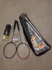 Badminton Set komplett ,