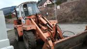 Baggerlader Schaeff SKB800A