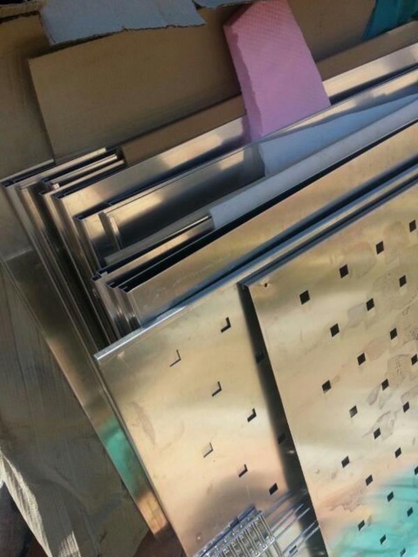 balkon gel nde aus aluminium blech in dielheim sonstiges. Black Bedroom Furniture Sets. Home Design Ideas
