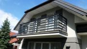 Balkone, Brüstungsgeländer, Inox,