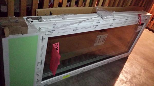 verkaufe eine neue unverbaute kunststoffbalkont r der fa aron w rmeschutz ug 0 5 thermobond. Black Bedroom Furniture Sets. Home Design Ideas