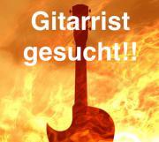 Band sucht Gitarristen