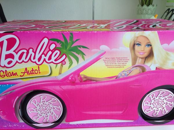barbie auto in sandhausen puppen kaufen und verkaufen. Black Bedroom Furniture Sets. Home Design Ideas