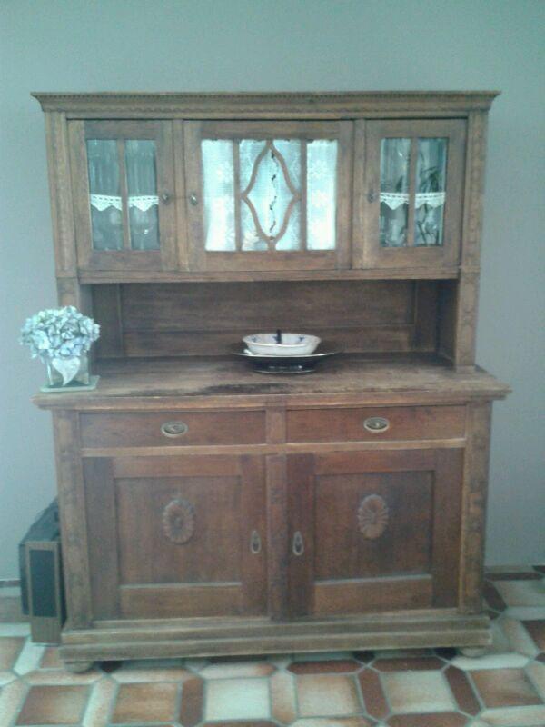 bauernschrank anrichte in calw stilm bel bauernm bel kaufen und verkaufen ber private. Black Bedroom Furniture Sets. Home Design Ideas