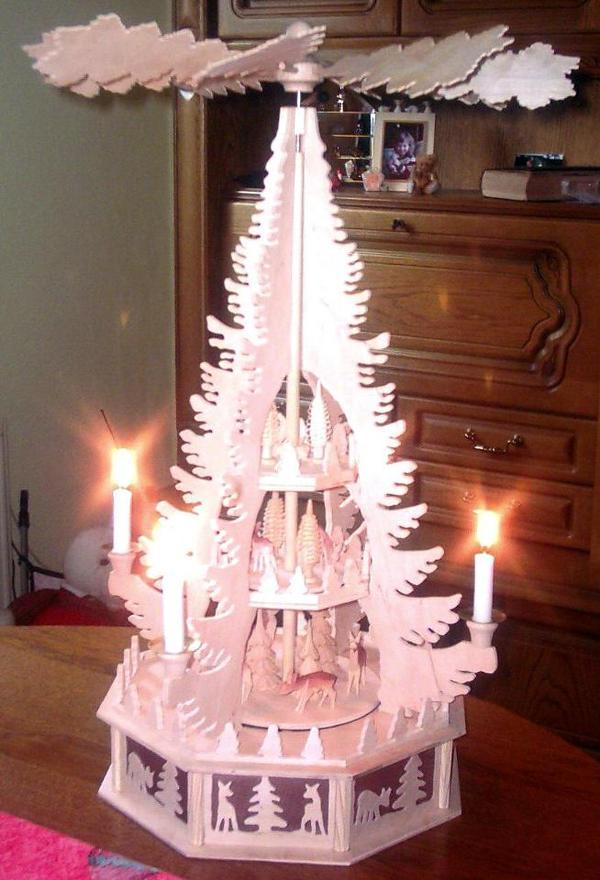 bausatz erzgebirgische weihnachtspyramide 3 etagen in stollberg alles m gliche kaufen und. Black Bedroom Furniture Sets. Home Design Ideas