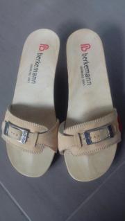 Berkemann Holz-Sandalette/-