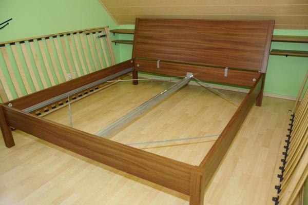 bett dunkel neu und gebraucht kaufen bei. Black Bedroom Furniture Sets. Home Design Ideas
