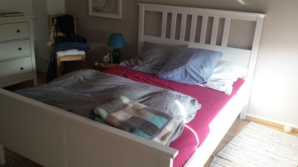 Betten zum ausziehen ikea betten mit bettkasten for Ikea askvoll bett