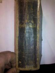 Biebel 1881 zu