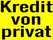 Biete Privatkredit