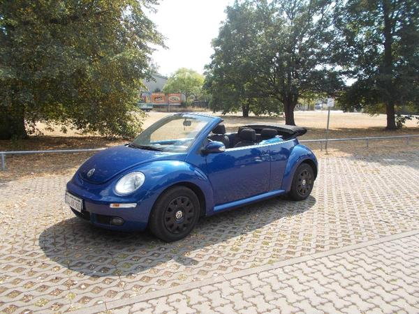 biete vw beetle cabrio in n rnberg vw beetle k fer. Black Bedroom Furniture Sets. Home Design Ideas