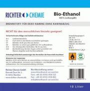 Bio Ethanol für