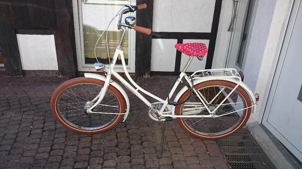 bismarck balloon damen rh50 rad fahrrad oldschool cruiser bike in karlsruhe damen fahrr der. Black Bedroom Furniture Sets. Home Design Ideas