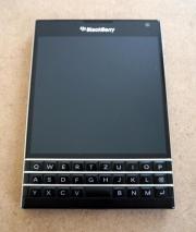 BlackBerry Passport wie
