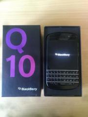 Blackberry Q10 wie