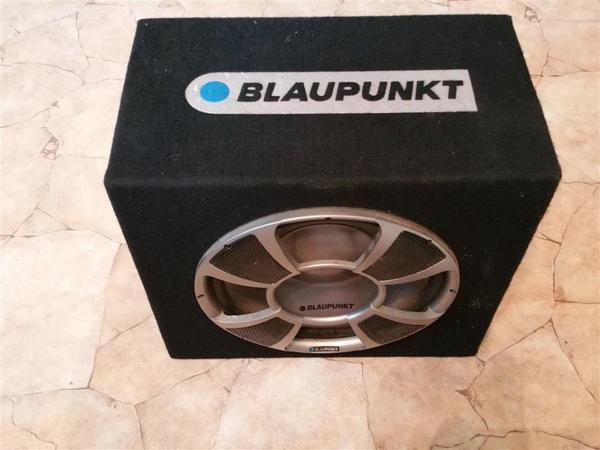 Blaupunkt Bassbox