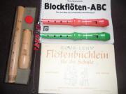 BLOCKFLÖTE HOLZ VON