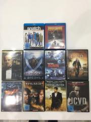BluRay & DVD Sammlung /