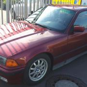 BMW 320 Coupe,