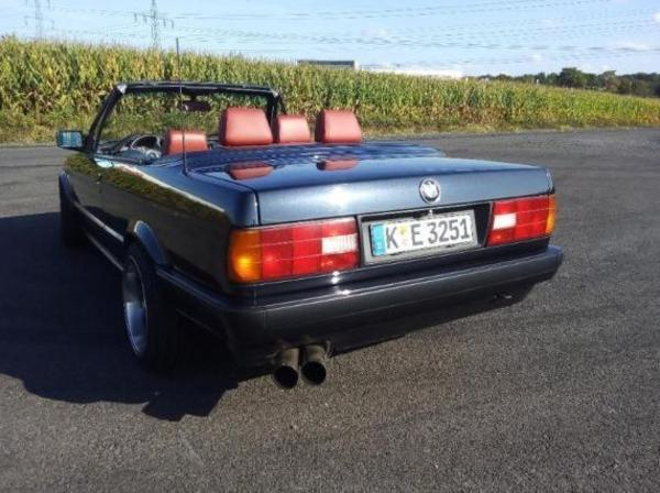 bmw e30 325i cabrio teilrestauriert in d mpelfeld bmw. Black Bedroom Furniture Sets. Home Design Ideas