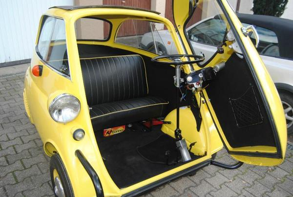 voiture bmw isetta 300 export occasion de 1959 pour 13500. Black Bedroom Furniture Sets. Home Design Ideas