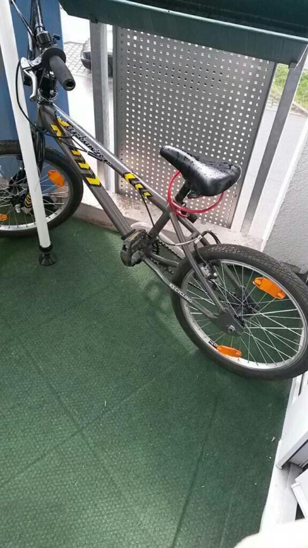 bmx fahrrad in stuttgart kinder fahrr der kaufen und. Black Bedroom Furniture Sets. Home Design Ideas