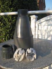 Bodenhülse für Ampelschirme