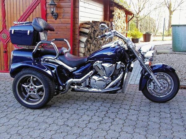 boom trike 1800 suzuki intruder in windhagen trikes. Black Bedroom Furniture Sets. Home Design Ideas