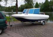 Boot Sportboot Angelboot