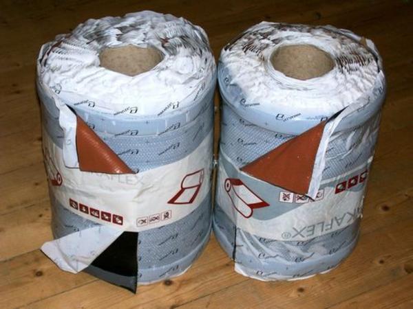 braas wakaflex 20 m braun 2 rollen a 10 m x 28 cm neu in. Black Bedroom Furniture Sets. Home Design Ideas