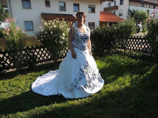 Brautkleider In Schwarz Weiß. exquisite brautkleider schwarz wei mit ...