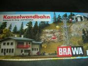 Brawa 6290 Kanzelwandbahn