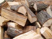 Brennholz / Kaminholz zu