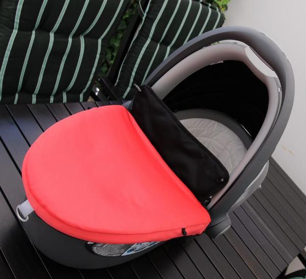 britax r mer autositz baby safe sleeper gruppe 0 geburt. Black Bedroom Furniture Sets. Home Design Ideas