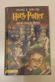Buch Harry Potter