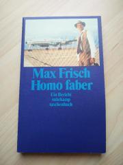 Buch Homo Faber