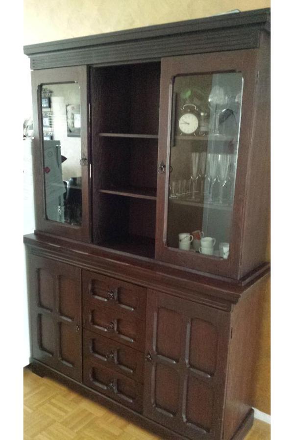 buffetschrank kolonialstil in m nchen schr nke. Black Bedroom Furniture Sets. Home Design Ideas