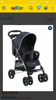 Buggy knorr-baby